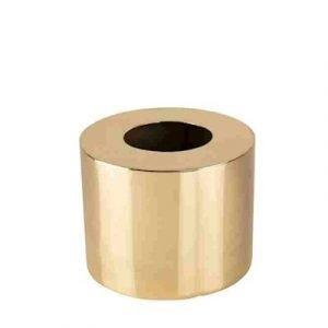 Day Home Cylinder Maljakko Messinki 15.5 Cm