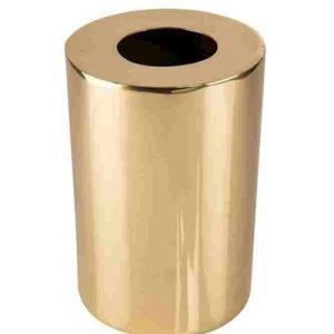 Day Home Cylinder Maljakko Messinki 24 Cm