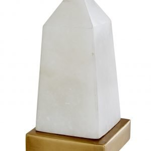 Day Home Koriste Obeliski Valkoinen 22 Cm