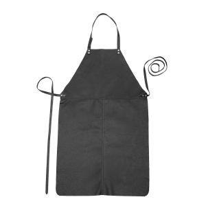 Decotique Le Chef Nahkaesiliina Musta