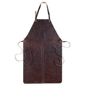 Decotique Le Chef Nahkaesiliina Ruskea