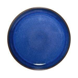 Denby Imperial Blue Aamiaislautanen