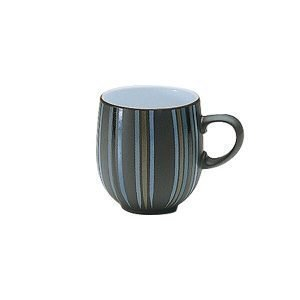 Denby Jet Stripes Muki 40 Cl
