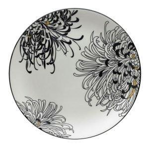 Denby Monsoon Chrysanthemum Pyöreä Tarjoiluvati