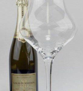 Deru Excellent- Viinilasin muotoinen karahvi