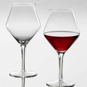 Deru Prestige- Viinilasin muotoinen karahvi