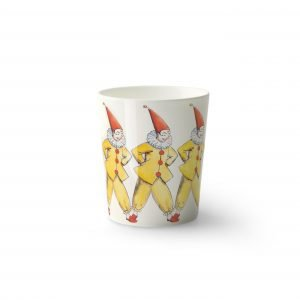 Design House Stockholm Elsa Beskow Clown Muki 28 Cl