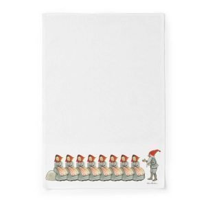Design House Stockholm Elsa Beskow Keittiöpyyhe Elf Family 45x65 Cm