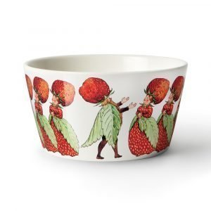 Design House Stockholm Elsa Beskow Kulho Strawberry Family 50 Cl