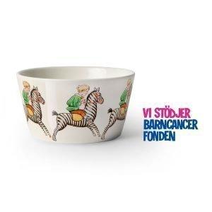 Design House Stockholm Elsa Beskow Kulho Zebra 50 Cl