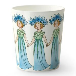 Design House Stockholm Elsa Beskow Muki Cornflower 28 Cl