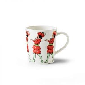 Design House Stockholm Elsa Beskow Muki Kahvalla Herra Tomaatti 40 Cl