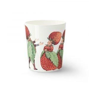Design House Stockholm Elsa Beskow Muki Strawberry Family 28 Cl