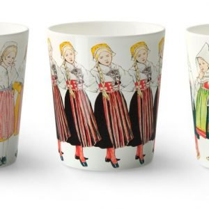 Design House Stockholm Elsa Beskow Three Girls Muki 28 Cl 3 Kpl