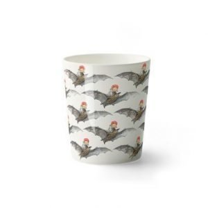Design House Stockholm Elsa Beskow muki Batman 28 cl