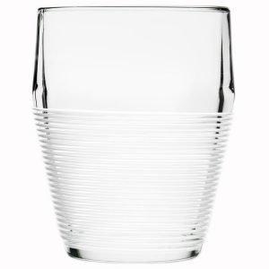 Design House Stockholm Timo Termo Lasi Clear / Valkoinen 2-Pakkaus