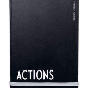 Design Letters Actions Vihko