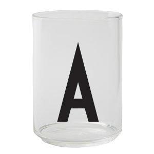 Design Letters Arne Jacobsen V Juomalasi
