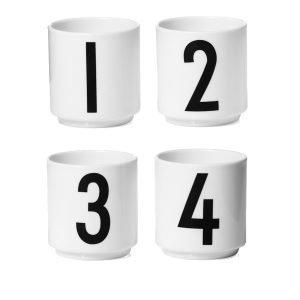 Design Letters Espressomuki 1 2 3 4
