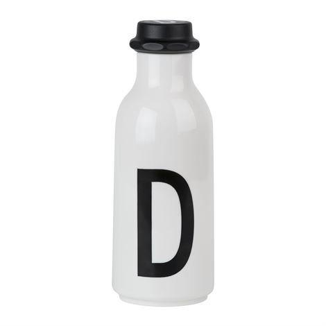 Design Letters Juomapullo D