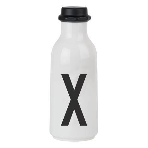 Design Letters Juomapullo X