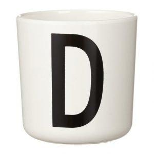 Design Letters Kirjainmuki D