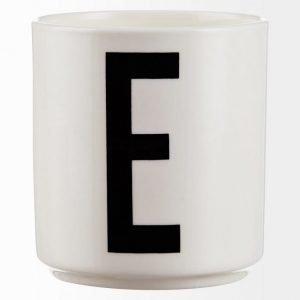 Design Letters Kirjainmuki E