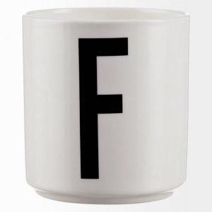 Design Letters Kirjainmuki F