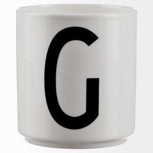 Design Letters Kirjainmuki G