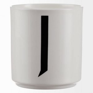 Design Letters Kirjainmuki J