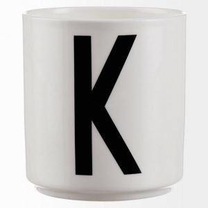 Design Letters Kirjainmuki K