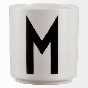Design Letters Kirjainmuki M