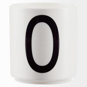Design Letters Kirjainmuki O