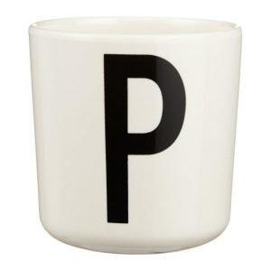 Design Letters Kirjainmuki P