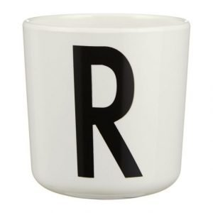 Design Letters Kirjainmuki R