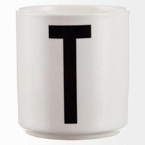 Design Letters Kirjainmuki T