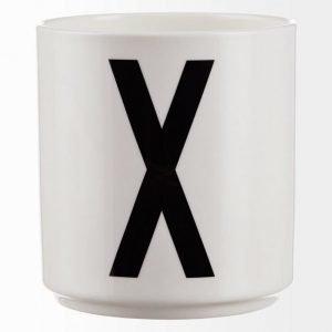 Design Letters Kirjainmuki X