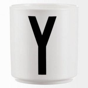 Design Letters Kirjainmuki Y