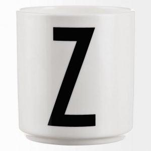 Design Letters Kirjainmuki Z