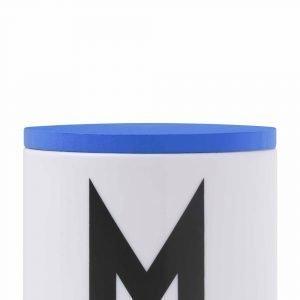 Design Letters Kupin Kansi Cobalt Blue