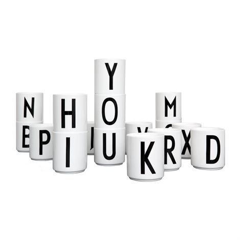 Design Letters Kuppi H