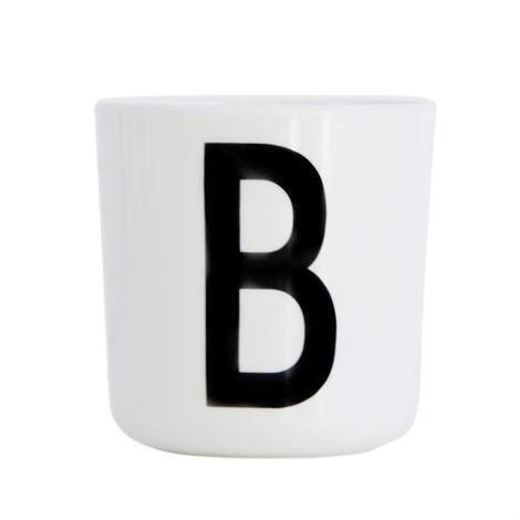 Design Letters Kuppi Melamiini B