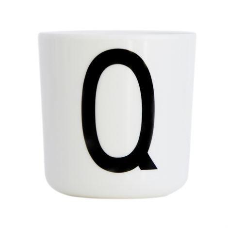 Design Letters Kuppi Melamiini Q