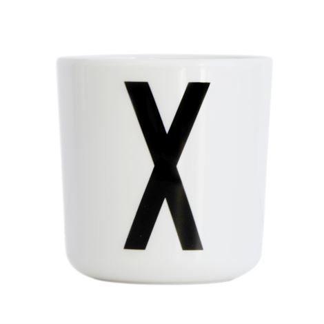 Design Letters Kuppi Melamiini X
