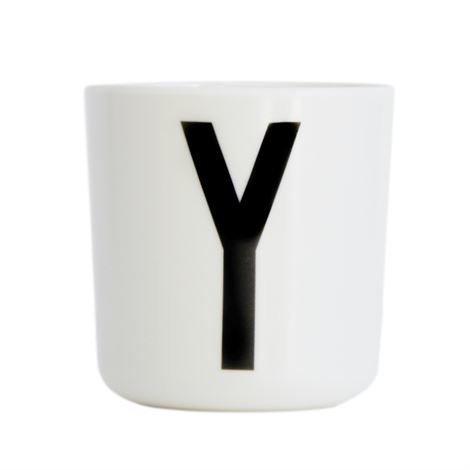 Design Letters Kuppi Melamiini Y