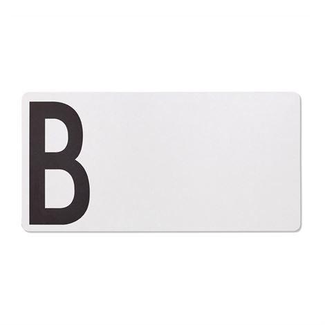 Design Letters Leikkuulauta B For Bread