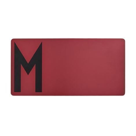 Design Letters Leikkuulauta M For Meat