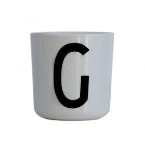 Design Letters Melamiinimuki G