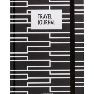 Design Letters Royal Travel Matkapäiväkirja