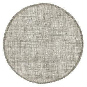 Dixie Linen Pyöreä Pöytätabletti Grey 38 Cm
